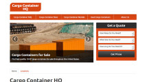 Cargo Container HQ